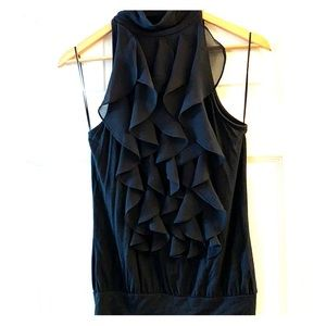 Ruffle top from The Limited